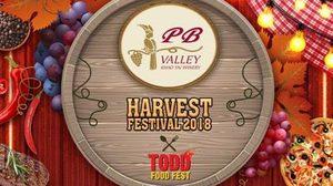 มาถึงแล้ว!! เทศกาลฤดูเก็บเกี่ยวไร่องุ่น (PB Valley Harvest Festival 2018)