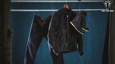 เสื้อผ้าของชาวไบค์เกอร์ในสไตล์โหดๆ จาก Triumph Motorcycles