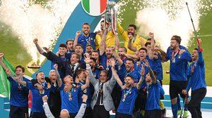 อิตาลี ผงาดแชมป์ฟุตบอลยูโร 2020 สมัยที่ 2 หลังเอาชนะจุดโทษอังกฤษ 3-2