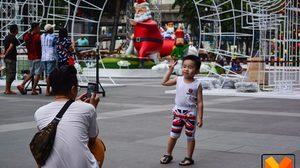 เซ็นทรัลเวิลด์ เร่งตกแต่งต้นคริสต์มาส เตรียมพร้อมเทศกาลปีใหม่ 2018