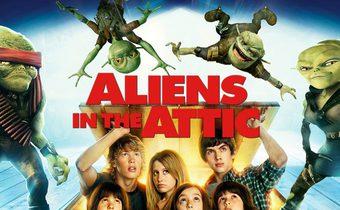 Aliens in The Attic มันมาจากข้างบนกับแก๊งซนพิทักษ์โลก