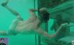 โรงแรมใต้น้ำในแทนซาเนีย