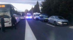 รถไฟพุ่งชนรถโรงเรียนในฝรั่งเศส เด็กนักเรียนเสียชีวิต 4 ศพ