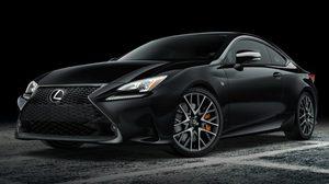 Lexus เตรียมส่ง Lexus RC Sport Black Special Edition มุ่งสู่อเมริกา