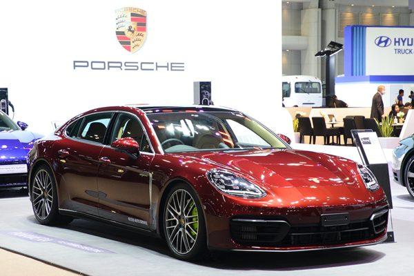 Porsche MotorShow 2021