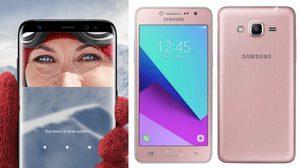 ข้อมูลใหม่ Samsung Galaxy Grand Prime Plus 2018 จะมาพร้อมการสแกนม่านตา