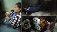 เผยภาพรถไฟชั้น 3 ผู้โดยสารยังต้องนอนหน้าห้องน้ำ