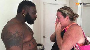 ครูสาวทุ่มสุดตัว หลังเทรนเนอร์ใจเด็ด เพิ่มน้ำหนัก 30 กก. เพื่อ ลดน้ำหนัก ไปพร้อมเธอ