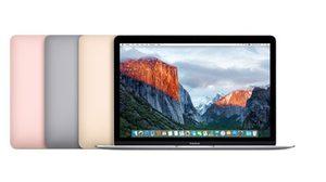 Apple เปิดตัว Macbook หน้าจอ 12 นิ้ว พร้อมสีใหม่ชมพู Rose Gold