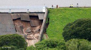 อังกฤษสั่งอพยพประชาชนนับพัน หลังพบจุดแตกหักบริเวณอ่างเก็บน้ำ