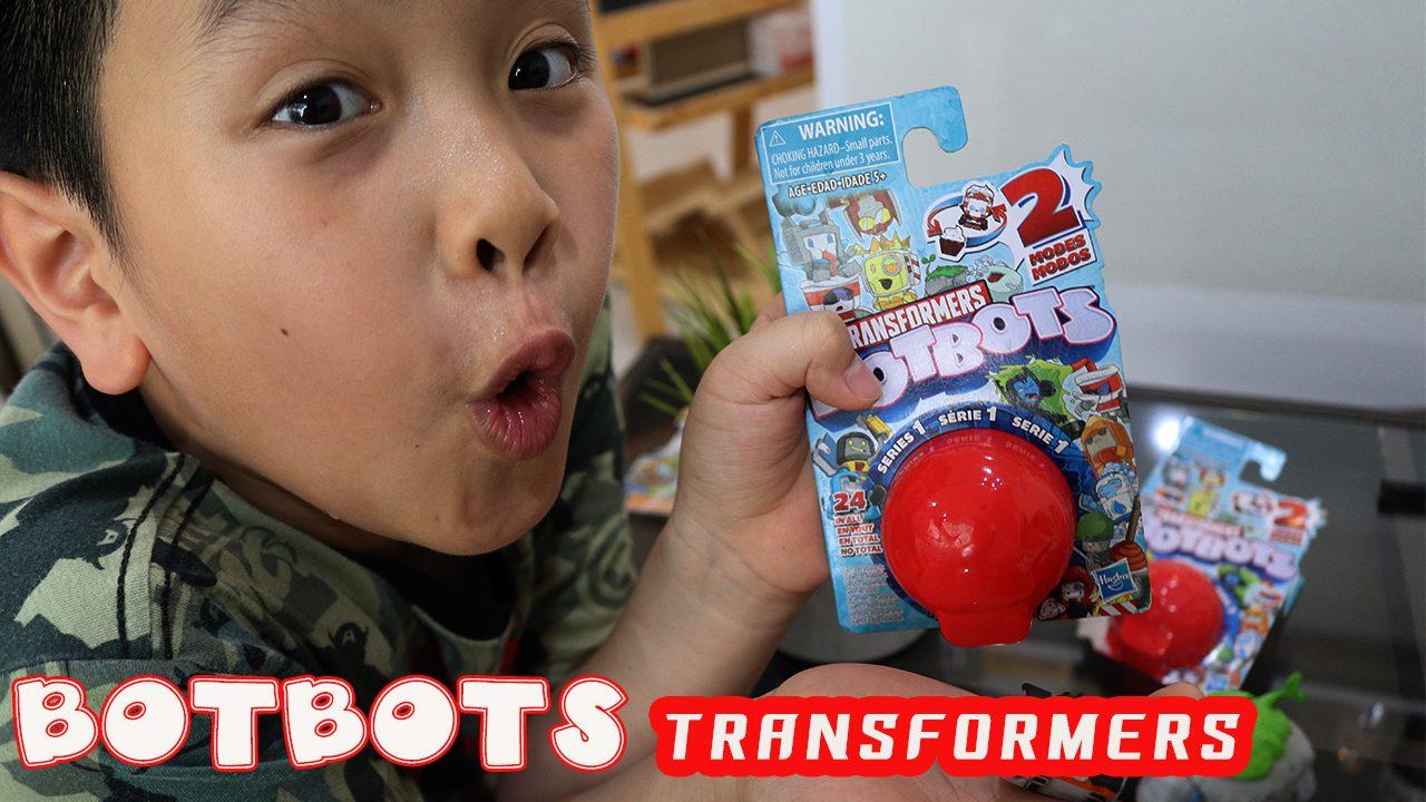 Surprise แปลงร่างได้ Botbots Transformers! #ของลดราคา
