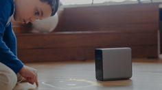 Xperia Touch เปลี่ยนโปรเจคเตอร์ในอดีตของคุณให้กลายเป็นสิ่งที่มหัศจรรย์
