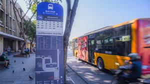 กทม. เตรียมทำป้ายรถเมล์แบบใหม่ 500 จุด มูลค่า 9.6 ล้านบาท