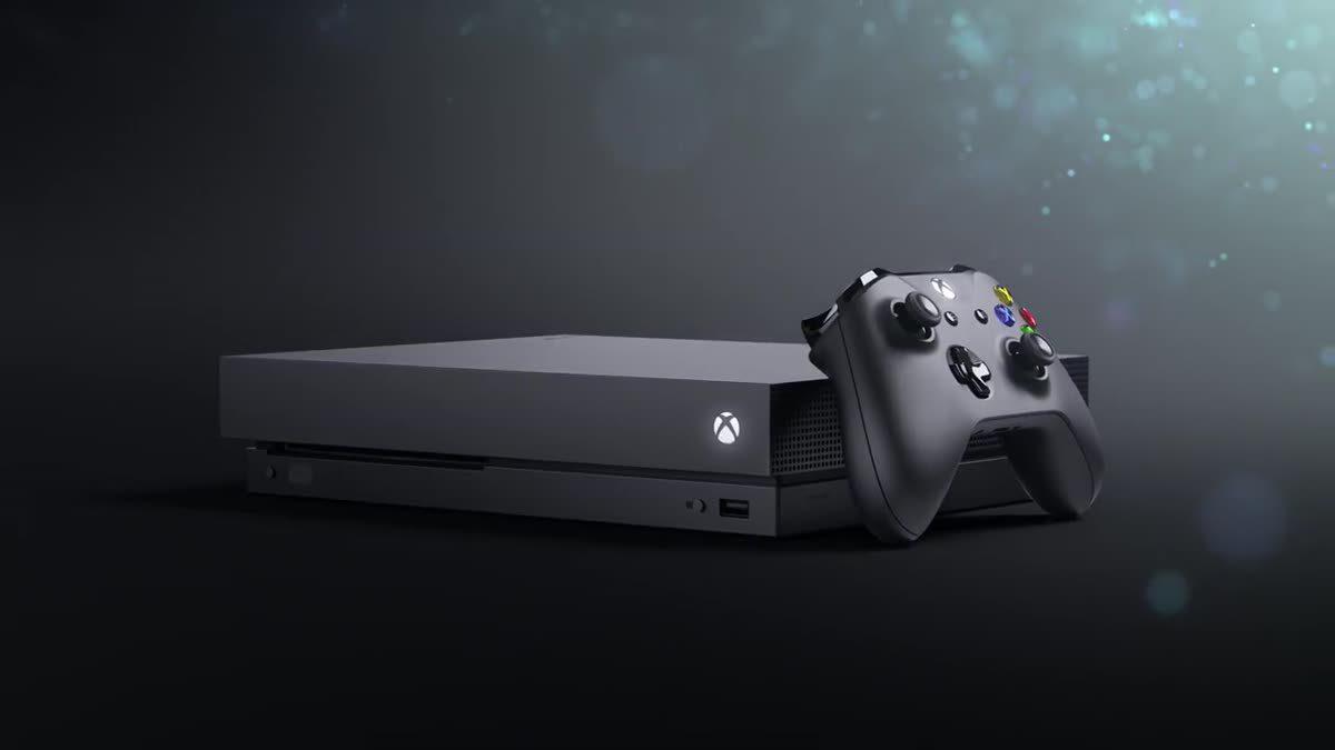 Xbox One X เปิดตัวในงาน E3 2017
