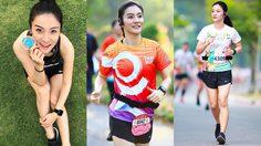 ออกวิ่งไปพร้อมกับแรงบันดาลใจดีๆ จาก เอ ปทุมมาศ นางฟ้านักวิ่ง ที่ใครเห็นเป็นต้องหลงรัก