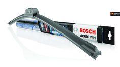 Bosch แนะวิธีดูแลใบปัดน้ำฝนให้มีประสิทธิภาพ และมีอายุการใช้งานยาวนานขึ้น