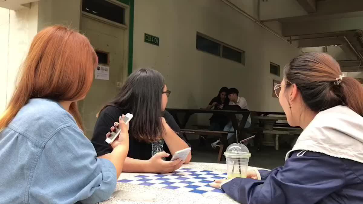 ทีม Romantic 1 จาก Filmmaking Class ม.อุบลราชธานี