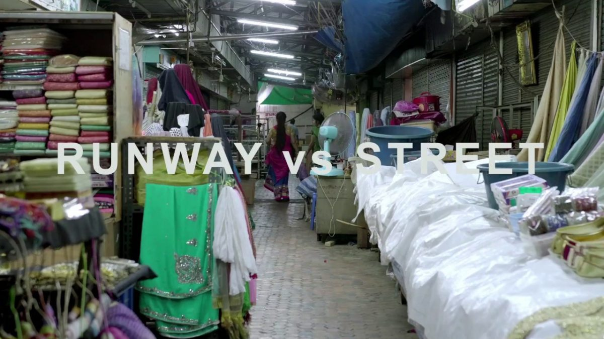 RUNWAY vs STREET part 04