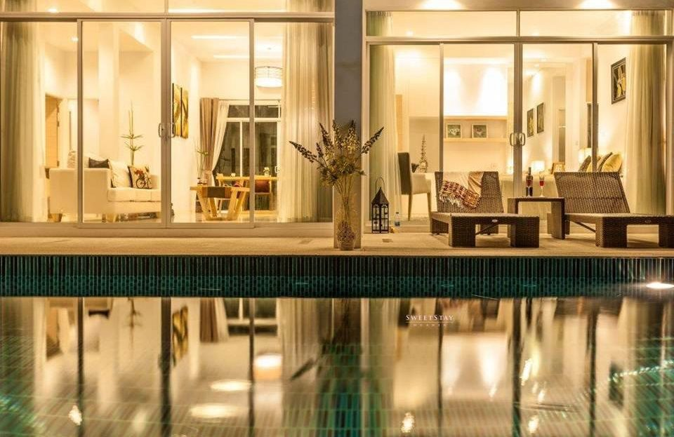 The Elegance (A) House Hua Hin Pool Villa