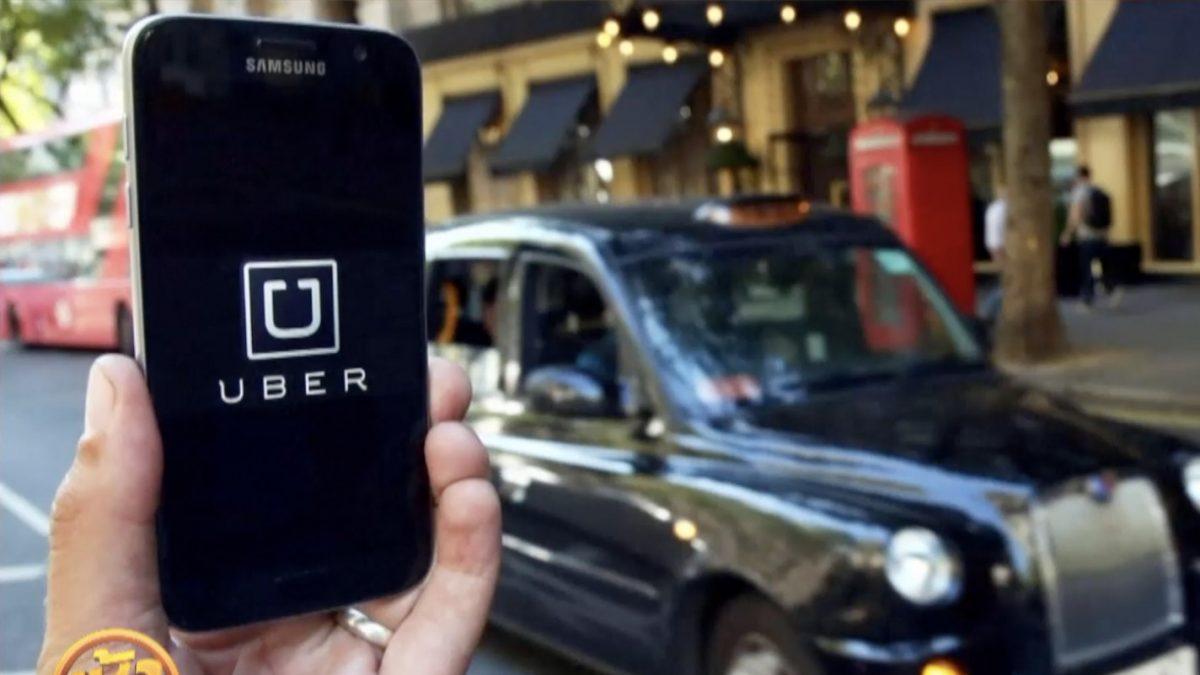 ลอนดอนยกเลิกใบอนุญาต Uber