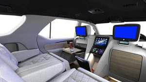 DC Design เผยภาพห้องโดยสาร GWAGON สำหรับ Toyota Fortuner