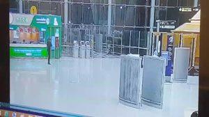 คลิป นทท.รัสเซีย โดดชั้น 4 อาคารผู้โดยสาร สนามบินสุวรรณภูมิเสียชีวิต