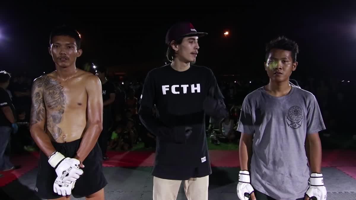 Fight Club Thailand รถซิ่งกรุงเทพ ศรีแพร x ไมค์ ราตรี คู่ที่ 241