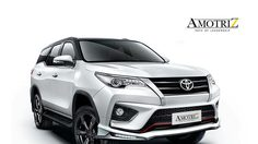สวยงามลงตัวกับ ชุดแต่ง Toyota Fortuner TRD Sportivo จากฝีมือช่างไทย Access Amotriz
