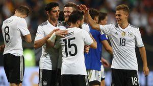 ผลบอล : ต้อนหมูสบายเกือก!! เยอรมัน เฝ้ารังสังหารโหด ซาน มาริโน่ 7-0 คัดบอลโลก กลุ่มC
