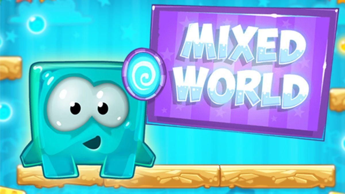 [REVIEW] Mixed World อยากลับสมอง ต้องลองเล่น!
