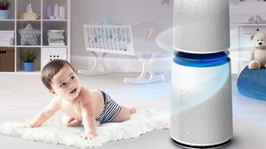 นวัตกรรม เครื่องฟอกอากาศ สร้างอากาศบริสุทธิ์ในบ้านให้แก่ลูกน้อยได้อย่างมั่นใจ