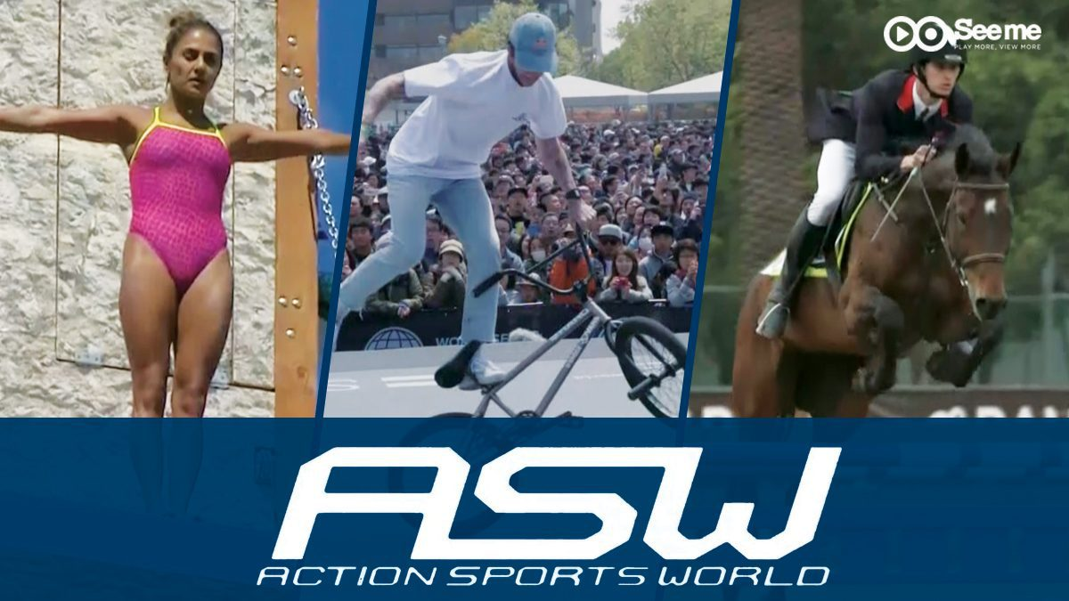 รายการ Action Sports World Season18 | EP.42 [FULL]