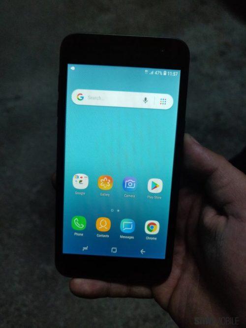 หน้าแรก Samsung Android Go