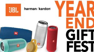 YEAR END GIFT FEST ซื้อสินค้า JBL หรือ Harman/Kardon รับฟรี บัตรชมภาพยนตร์