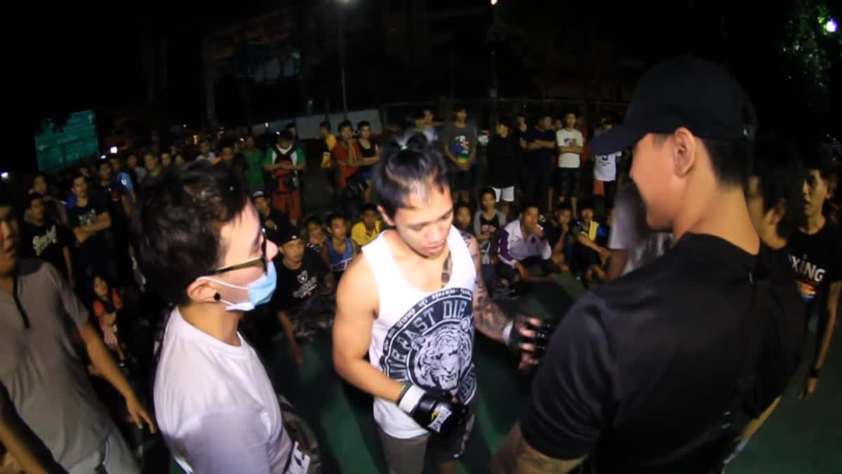 Fight Club Thailand แมน x แบงค์ คู่ที่ 65