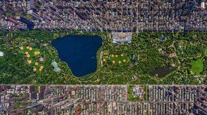 ภาพมุมสูง สุดตะลึง จากสุดยอดสถานที่ชื่อก้องโลก