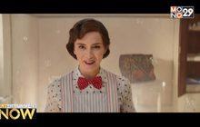"""""""เอมิลี่ บลันท์"""" จัดเต็มมาดพี่เลี้ยงแสนมหัศจรรย์ใน Mary Poppins Returns"""