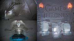 แฟนๆ ซีรีย์ต้องไม่พลาด!! หมู่บ้านน้ำแข็งสร้างขึ้นในธีม Game Of Thrones ที่ฟินแลนด์