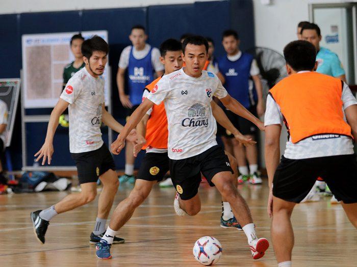 ฟุตซอล ทีมชาติไทย หั่น 5 เจ๋งหลุดโผ! จัดทัพใหญ่บุก ญี่ปุ่น อุ่นเครื่อง
