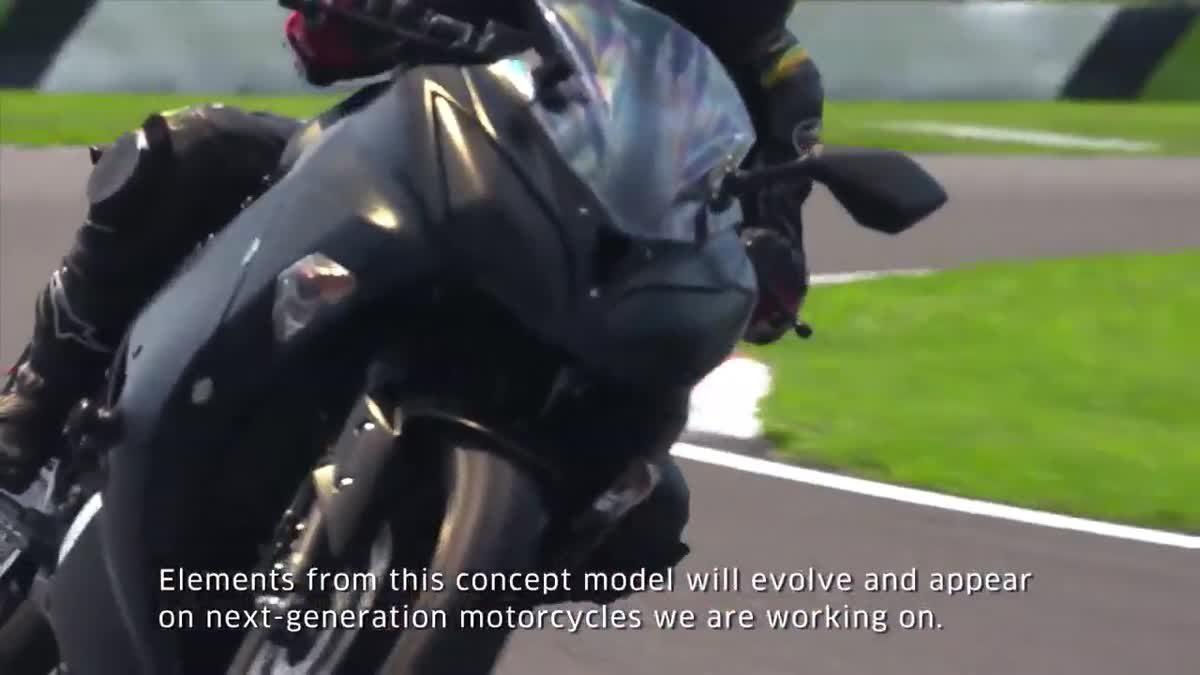Kawasaki เดินหน้าทดสอบมอเตอร์ไซค์ไฟฟ้ารุ่นใหม่ นับถอยหลังพบกันเร็ว ๆ นี้