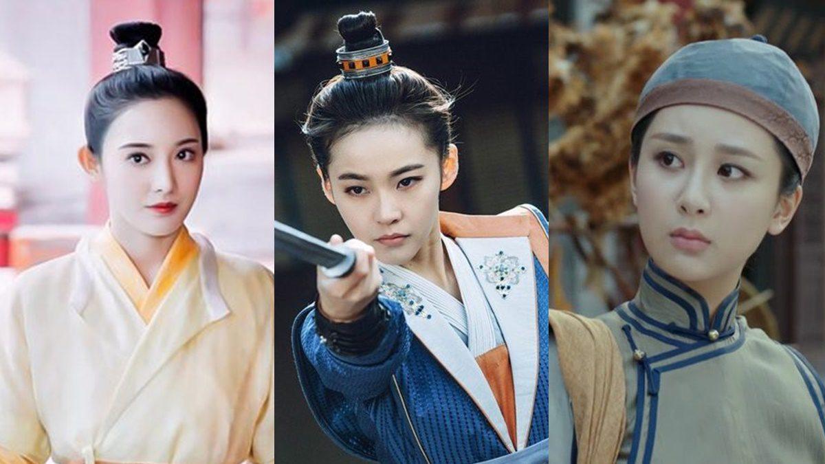 6 นางเอกจีนหน้าหวาน แต่งตัวปลอมเป็นผู้ชาย ในซีรีส์จีนชื่อดัง