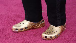 เอาเซ่! Questlove เดินพรมแดงออสการ์ ด้วย รองเท้าแตะ คู่ละพันกว่าบาท