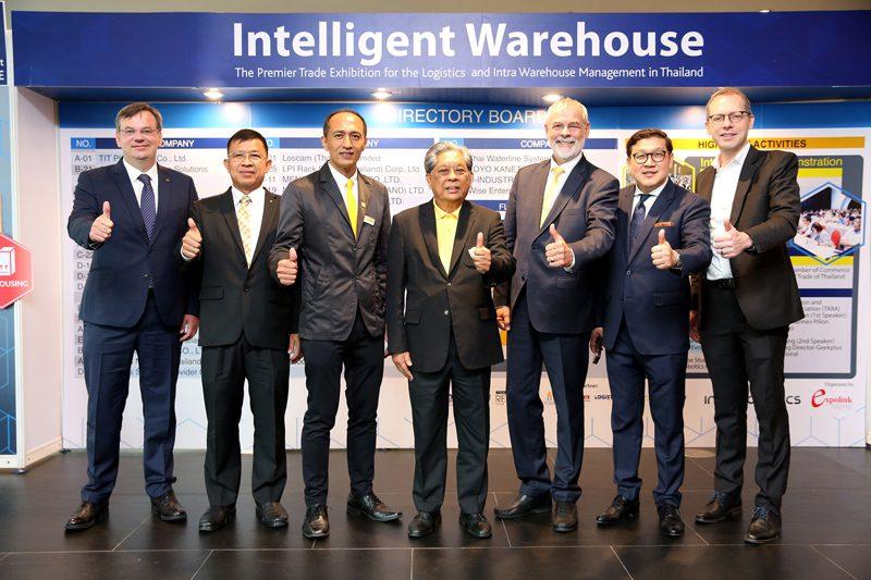 """Intelligent Warehouse 2019"" งานนิทรรศการด้าน ""อินทราโลจิสติกส์"" ที่ใหญ่ที่สุดในเอเชียตะวันออกเฉียงใต้"