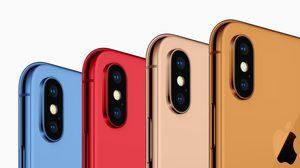 iPhone ในปีนี้อาจจะมีสีใหม่ คือ สีน้ำเงิน และสีส้มทอง