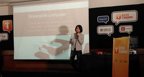 Tech Trend Thailand wearable gadget
