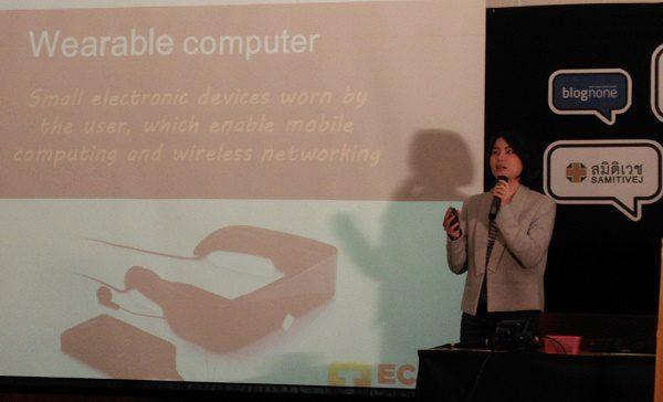 Tech Trend Thailand wearable gadget 3