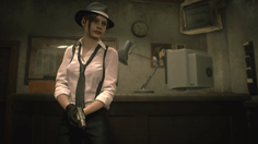 เผยรายละเอียดชุดพิเศษจากเกม Resident Evil 2 Remake สำหรับ Deluxe Edition