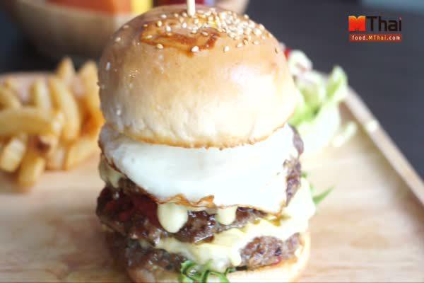 ยกมือขวากินเบอร์เกอร์กับ Rock Burger เบอร์เกอร์ร็อคสตาร์ ลาดพร้าว 71