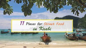 11 Places for Street Food in Krabi
