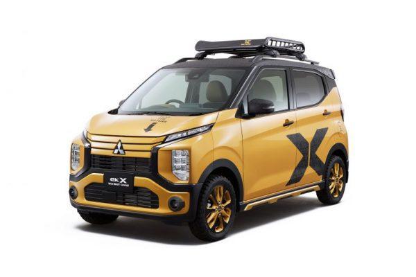 Mitsubishi eK Cross